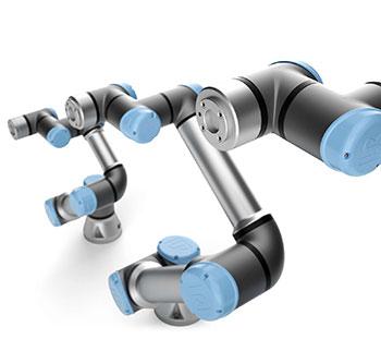 Praca w firmie produkcyjnej a roboty współpracujące
