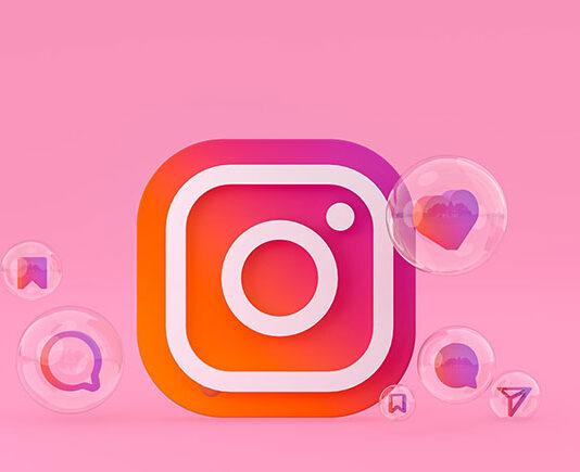 Wybicie się na Instagramie